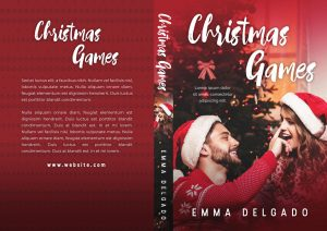 Christmas Games - Christmas / Winter Romance Premade Book Cover For Sale @ Beetiful Book Covers