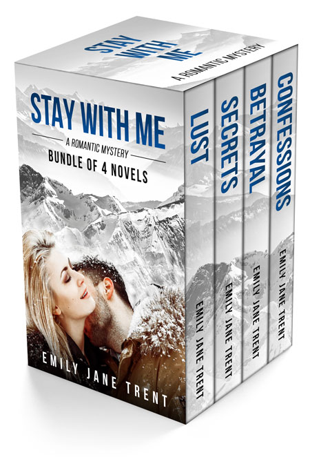 Stay With Me Boxset by Emily Jane Trent