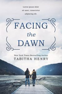 Facing the Dawn - Winter Romance Premade Book Cover For Sale @ Beetiful Book Covers