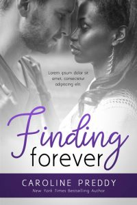 Finding Forever - Interracial Romance Premade Book Cover For Sale @ Beetiful Book Covers