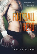 Football Hero – Sports Romance Premade Book Cover For Sale @ Beetiful Book Covers
