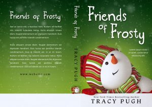 Friends of Frosty - Christmas Juvenile Premade Book Cover For Sale @ Beetiful Book Covers
