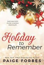 Holiday to Remember – Christmas Premade Book Cover For Sale @ Beetiful Book Covers