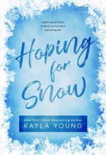 Hoping For Snow – Winter Premade Book Cover For Sale @ Beetiful Book Covers