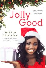 Jolly Good – Christmas Premade Book Cover For Sale @ Beetiful Book Covers