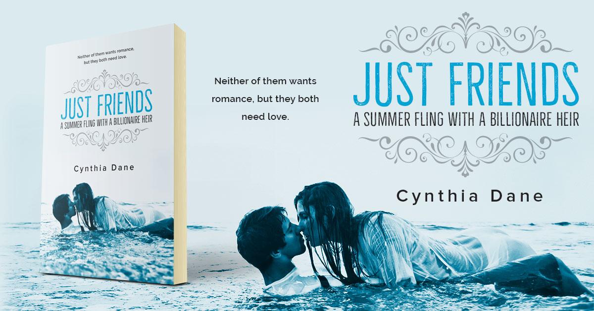 Showcase Spotlight: Just Friends by Cynthia Dane