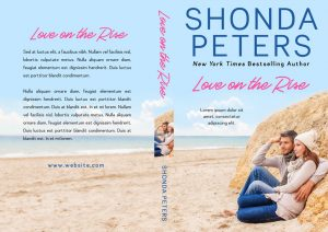 Love On The Rise - Contemporary Romance Premade Book Cover For Sale @ Beetiful Book Covers