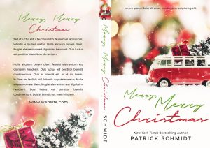 Merry, Merry Christmas - Christmas Premade Book Cover For Sale @ Beetiful Book Covers