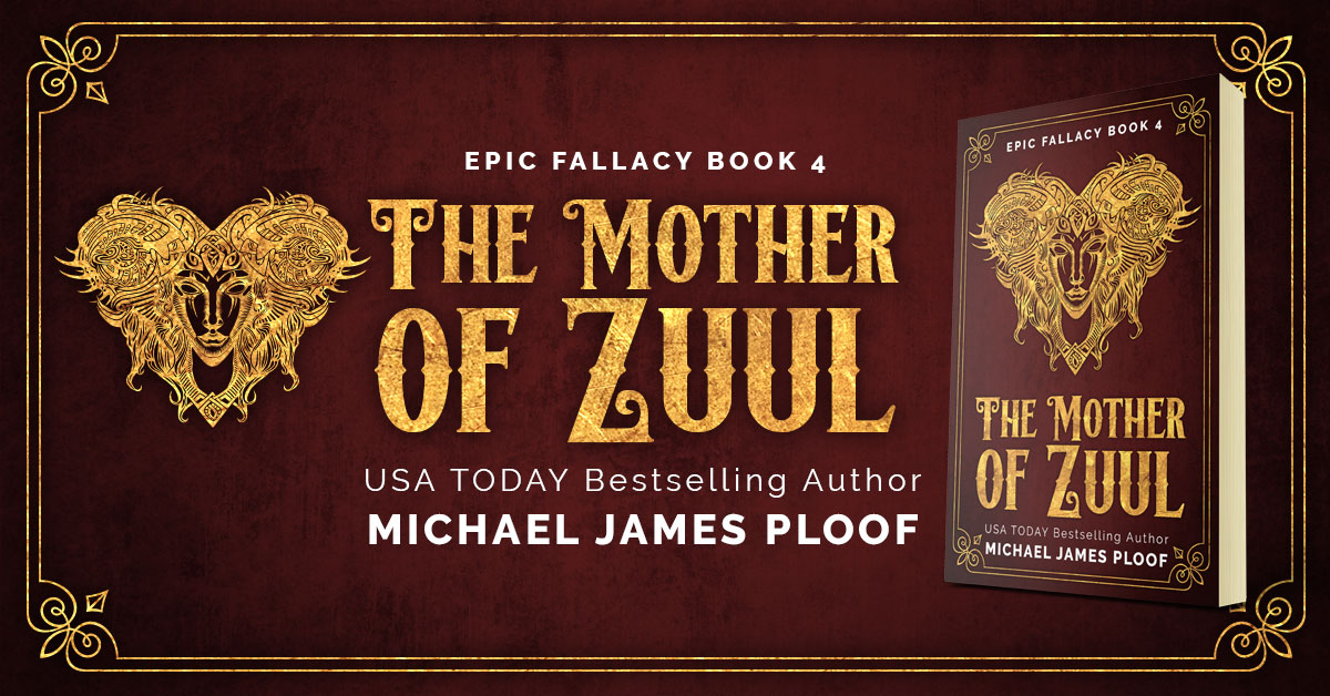 Showcase Spotlight: The Mother of Zuul by Michael James Ploof