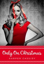 Only On Christmas – Christmas Chicklit Premade Book Cover For Sale @ Beetiful Book Covers