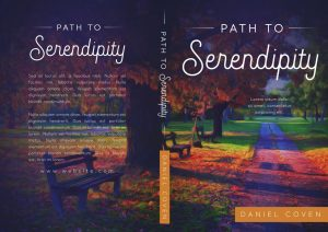 Path to Serendipity - Women's Fiction Premade Book Cover For Sale @ Beetiful Book Covers