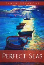 Perfect Seas – Fiction Premade Book Cover For Sale @ Beetiful Book Covers
