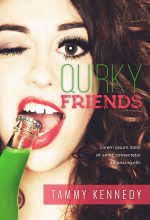 Quirky Friends – Chicklit Premade Book Cover For Sale @ Beetiful Book Covers
