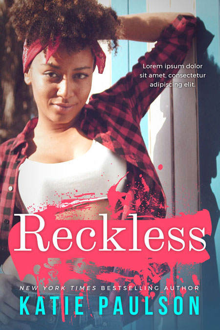 Reckless - African-American Premade Book Cover For Sale @ Beetiful Book Covers