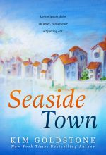 Seaside Town – Women's Fiction / Romance Premade Book Cover For Sale @ Beetiful Book Covers