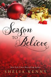Season To Believe - Christmas Romance Premade Book Cover For Sale @ Beetiful Book Covers