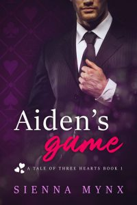 Aiden's Game (A Tale of Three Hearts #1) by Sienna Mynx