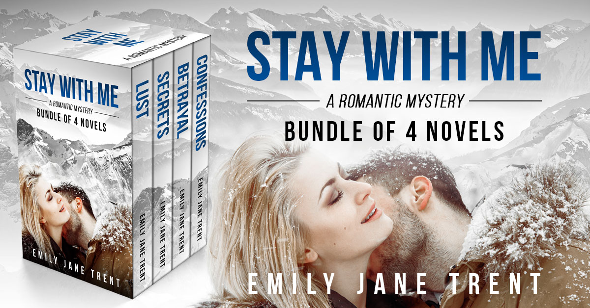 Showcase Spotlight: Stay With Me by Emily Jane Trent