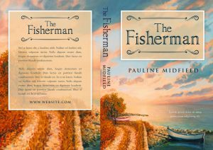 The Fisherman - Women's Fiction Premade Book Cover For Sale @ Beetiful Book Covers