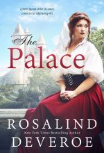 The Palace – Historical Romance / Fantasy Premade Book Cover For Sale @ Beetiful Book Covers