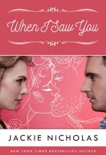 When I Saw You – Chicklit Romance Premade Book Cover For Sale @ Beetiful Book Covers
