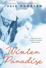 Winter Paradise – Winter Romance Premade Book Cover For Sale @ Beetiful Book Covers