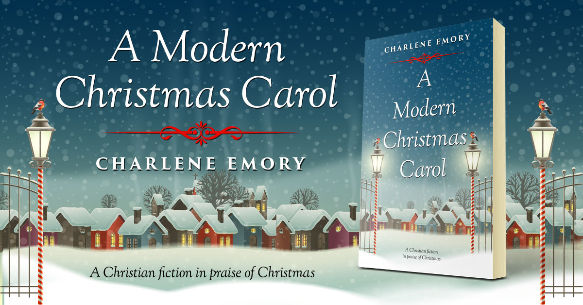 Showcase Spotlight: A Modern Christmas Carol by Charlene Emory