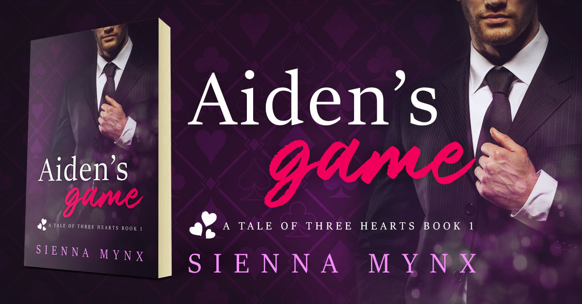 Showcase Spotlight: Aiden's Game by Sienna Mynx
