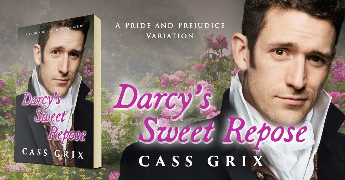 Showcase Spotlight: Darcy's Sweet Repose by Cass Grix