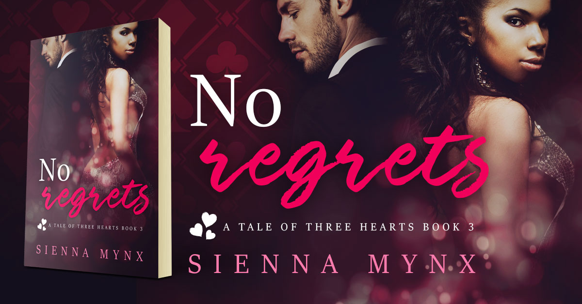 Showcase Spotlight: No Regrets by Sienna Mynx