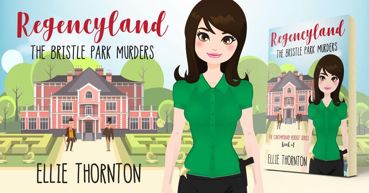 Showcase Spotlight: Regencyland by Ellie Thornton