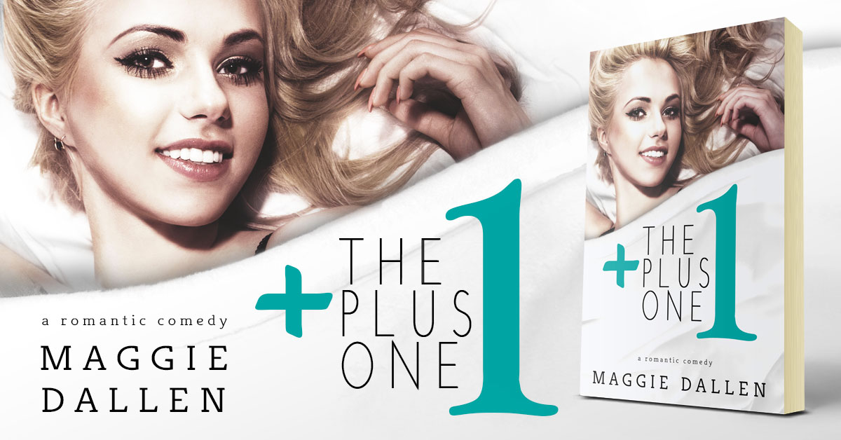 Showcase Spotlight: The Plus One by Maggie Dallen