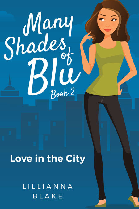 Love in the City (Many Shades of Blu Book 2) by Lillianna Blake