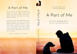 A Part of Me - Fiction Premade Book Cover For Sale @ Beetiful Book Covers