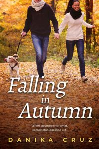 Falling in Autumn - Pet Romance Premade Book Cover For Sale @ Beetiful Book Covers