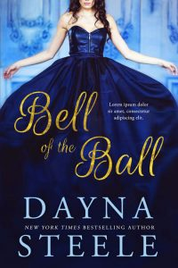 Bell of the Ball - Young Adult Romance / Fantasy Premade Book Cover For Sale @ Beetiful Book Covers