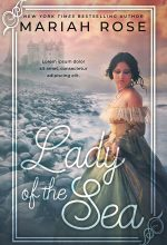 Lady of the Sea – Historical Romance / Fantasy Premade Book Cover For Sale @ Beetiful Book Covers