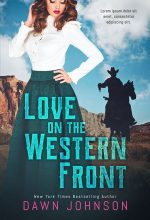Love on the Western Front – Historical Western Romance Premade Book Cover For Sale @ Beetiful Book Covers