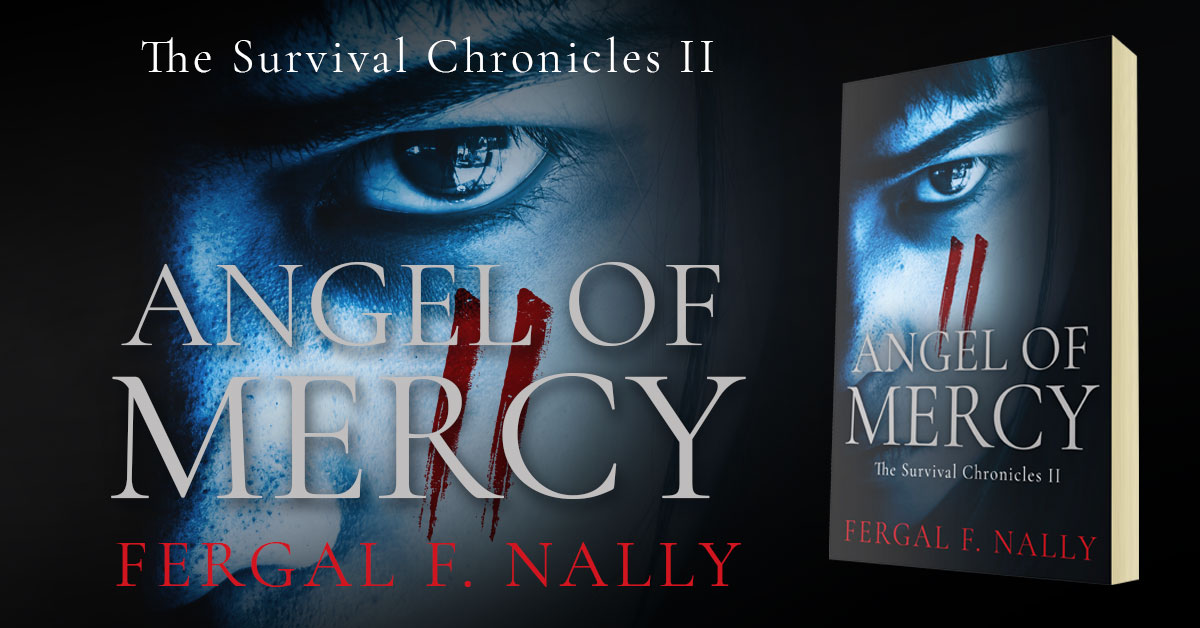 Showcase Spotlight: Angel of Mercy by Fergal F. Nally