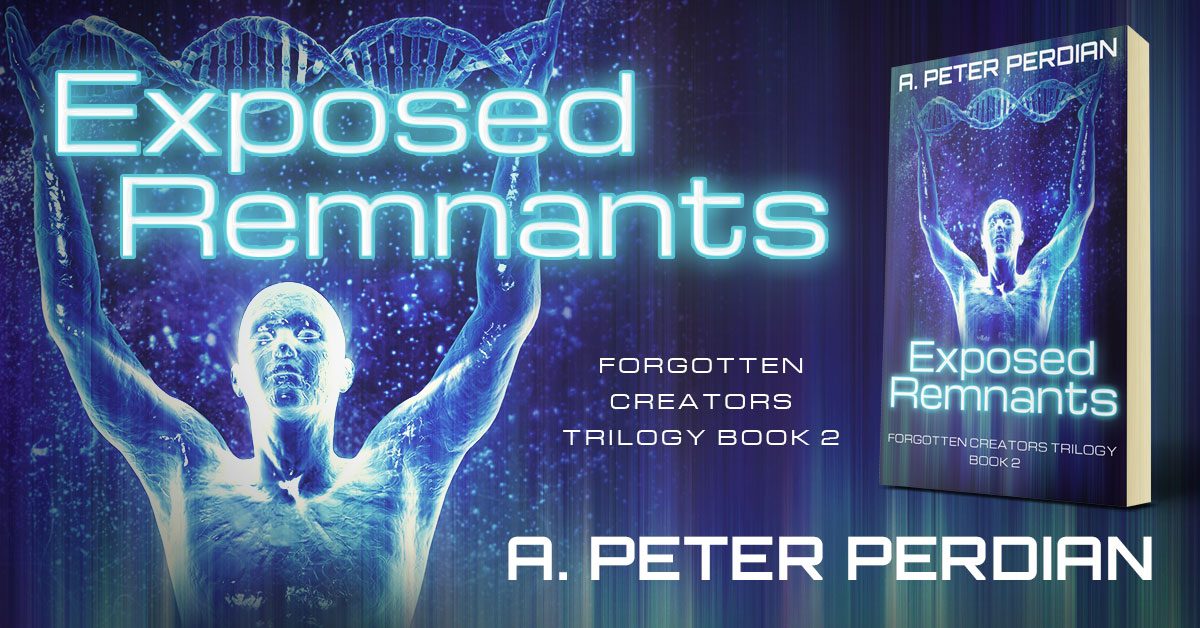 Exposed Remnants by A. Peter Perdian