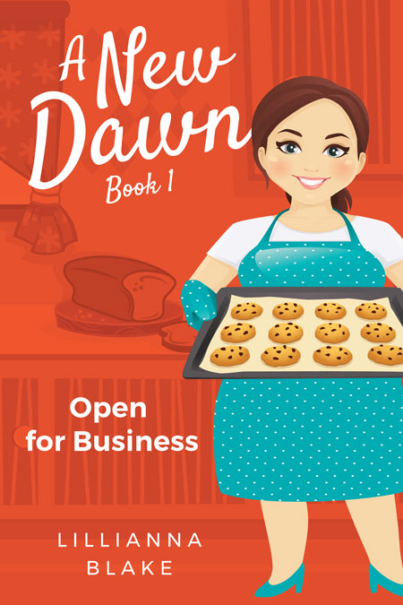 Open for Business (A New Dawn Book 1) by Lillianna Blake