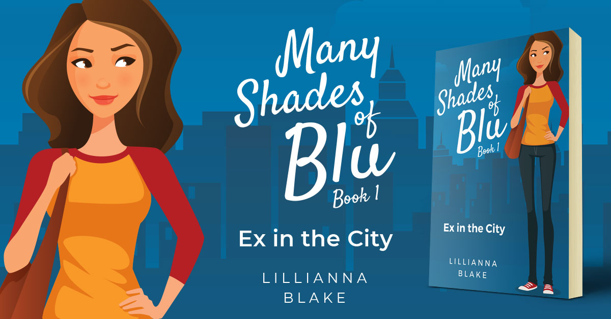Showcase Spotlight: Ex in the City by Lillianna Blake
