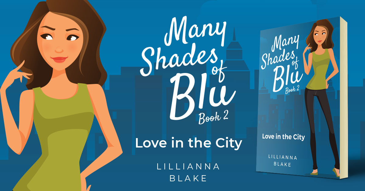 Showcase Spotlight: Love in the City by Lillianna Blake