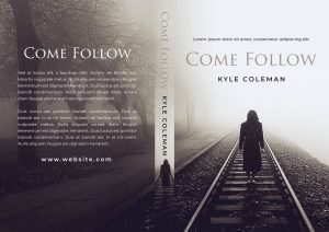 Come Follow - Mystery / Thriller Premade Book Cover For Sale @ Beetiful Book Covers