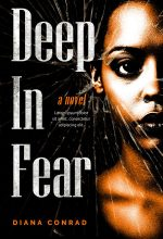 Deep In Fear – African-American Thriller Premade Book Cover For Sale @ Beetiful Book Covers