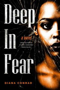 Deep In Fear - African-American Thriller Premade Book Cover For Sale @ Beetiful Book Covers