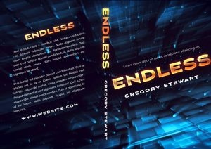 Endless - Science-Fiction Pre-made Book Cover For Sale