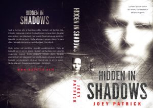 Hidden In Shadows - Horror Premade / Predesigned Book Cover For Sale @ Beetiful Book Covers