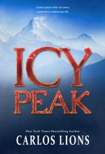 Icy Peak – Mystery / Thriller Premade Book Cover For Sale @ Beetiful Book Covers