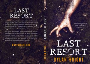 Last Resort - Mystery / Horror Premade Book Cover For Sale @ Beetiful Book Covers